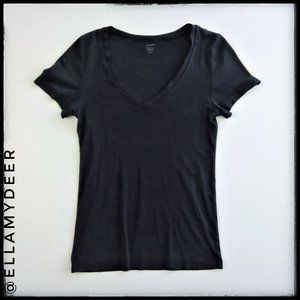J Crew Classic Fitted Tee